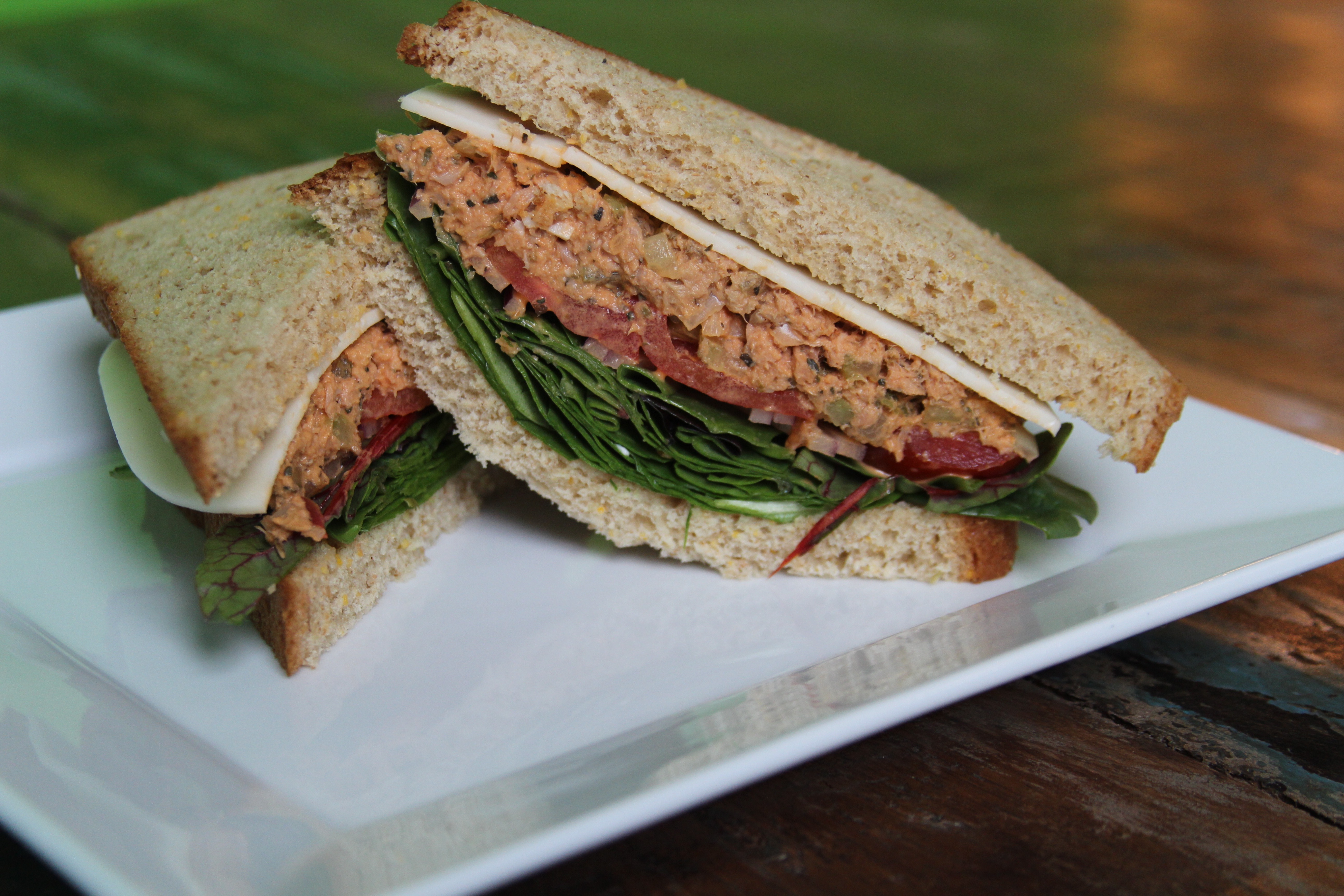 New Cajun Sandwich!